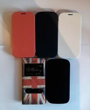 Book style S View flip phone case cover for Samsung Galaxy S3 (i9300)