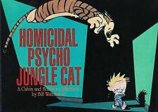 Calvin and Hobbes, Homicidal psycho jungle cat, Sphere