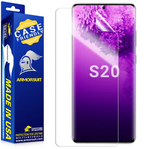 Armorsuit Samsung Galaxy Screen Protector Note 20 Ultra Note10 S20 S10+ S9+ S8+