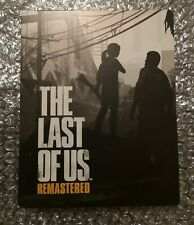 Steelbook The Last of Us Remastered (PS4) - Rare