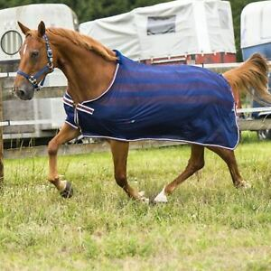 Equi-Theme Fly Sheets - Horse Pony Outdoor Summer Protection Field Mesh Net Rugs