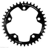 Wolf Tooth Drop-Stop 42T x 110 Shimano Asymmetric CX//Road Bike Chainring 1x NW