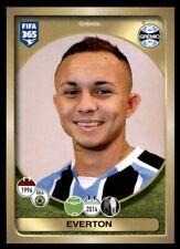 Panini FIFA 365 2017 - Everton (Grêmio) No. 625