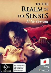 In The Realm Of The Senses (L Empire Des Sens) (DVD) NEW/SEALED