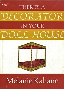 Making Dollhouse Accessories - Living Dining Kitchen Bedroom Etc. / Scarce Book