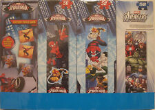 MARVEL AVENGERS ASSEMBLE & ULTIMATE SPIDERMAN 3 TOWER PUZZLE 1 MEMORY MATCH GAME