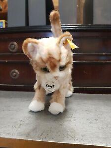 Steiff Mizzy Cat
