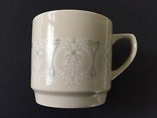 Kun-Lun China Sage Green, Off White & Beige - TEA CUP / COFFEE MUG