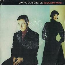 DISCO 45 Giri   Swing Out Sister - You On My Mind / Coney Island Man