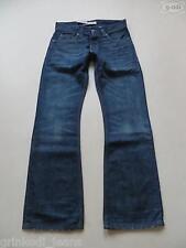 Levi's ® 512 Bootcut Jeans Hose, W 30/L 32, NEU ! Dark wash Vintage Denim, RAR !