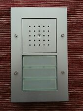 Gira 126765 Türstation 3fach Türkommunikation Farbe Alu OVP