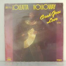 "Loleatta Holloway–Crash Goes Love (Vinyl 12"" Maxi 33 Tours)"