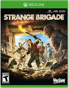Strange Brigade Xbox One - NEW FREE US SHIPPING