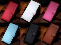 Funda libro piel sintetica tapa soporte carcasa monedero Motorola Moto C