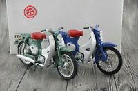 1:10 EBBRO Honda super cub c100 Motorcycle Die Cast Model