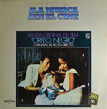 """ORFEO NEGRO - ANTONIO CARLOS 12"""" LP (Q249)"""
