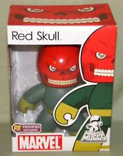 RED SKULL Marvel Mighty Muggs Hasbro Vinyl Figure Exclusive