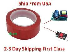 Insulation Adhesive Mylar tape High-Temp  Transformer Coil Wrap Red 4CM*66M