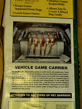 Drymate Game Carrier Conversion Kit- GC-CK