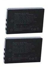 2 KLIC-5001 Batteries for Kodak Easyshare DX-6490 DX-7590 P712 P850 P880 Z7590