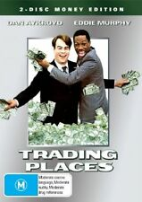Trading Places (DVD, 2007) region 4 (Eddie Murphy)