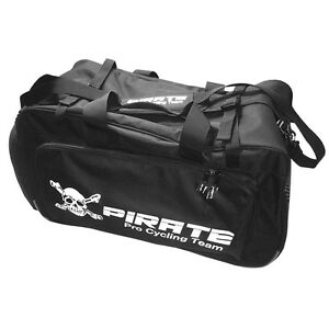 Team Pirate XL Wheeled Large Travel Bag for International Sport fits ALL gear