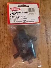 VZ001 Front Bulk Head - Kyosho V-One VOne