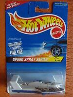 SPEED SPRAY SERIES N°1/4 HYDROPLANE  1/64  HOT WHEELS MATTEL