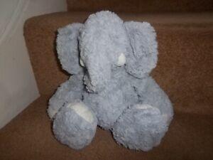 """16"""" JELLYCAT GREY ROLLO ELEPHANT SOFT TOY J979"""