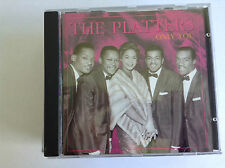 714151302622 Only You by The Platters - MINT - FAST POST CD