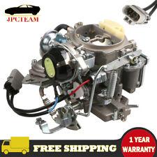 Carburetor For 83-86 720 pickup 2.4 Z24 engine 85 Datsun 86 Vanette Panel Van