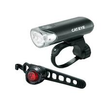 CatEye EL135 ORB Set Lights Reflectors Cycling Safety FRONT & REAR LED