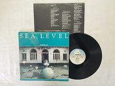 SEA LEVEL BALL ROOM + INSERT 1980 PROMO USA PRESS LP