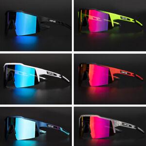 Outdoors Goggles Polarized Cycling Glasses Bike Run Ball Sports Sunglasses UV400