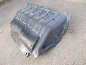 Volvo 240 Sedan Front Lower Pan Plastic Belly Pan 90 91 92 93 Used OEM