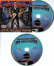 JOE BONAMASSA Live At The Greek Theatre 2016 Dutch promo 2-DVD