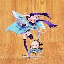 Anime Fate Grand Order FGO Okita Souji Acrylic Stand Figure & Keyring