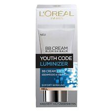 L'Oreal Paris Youth Code Luminizer Blemish Balm Cream Light 50ml