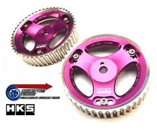 HKS Adjustable Vernier Slide Cam Timing Pulleys - For Mitsubishi EVO I 1 CD9A