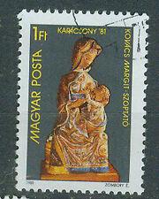 Briefmarken Ungarn 1981 Weihnachten Mi.Nr.3522
