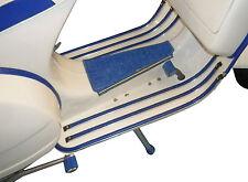 vespa px blue body rubber kit