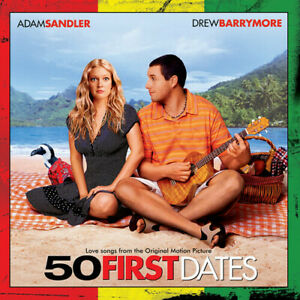 50 First Dates (Love Songs From the Original Motion Picture) [New Vinyl LP]