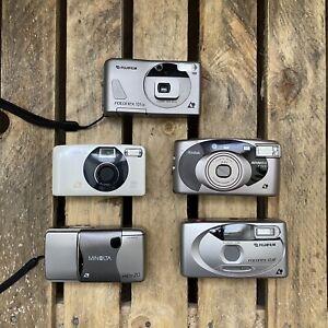 Lots Appareils Photos APS Minolta Fujifilm Kodak x5