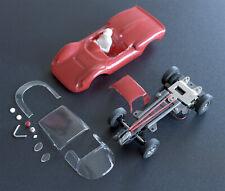 Vintage 1/24 Cox Ferrari Dino Slot Car - 007