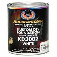GALLON KD3002 DTS FOUNDATION PRIMER WHITE HOUSE OF KOLOR SHIMRIN 2
