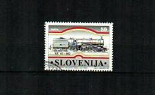 SLOVENIA Scott's 291 Locomotive F/VF used ( 1997 )