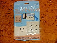 Hubbell Taymac 2602W Masque Revive 2 Gang Outlet Wall Plate White