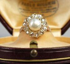 Rose Gold 18Carat Ring Vintage Fine Jewellery