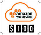 $100 AWS Promotional Credit Codes. Event ID : AWS Educate Credits