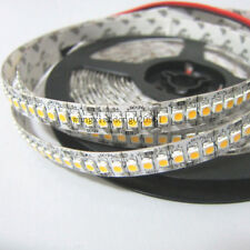 Xmas 10mm 3528 LED strip Warm White Light 240Led/m 5M 1200 SMD Nonwaterproof 12V